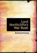 Lord Northcliffe's War Book