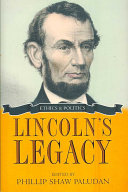 Lincoln s Legacy