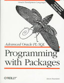 Advanced Oracle PL SQL
