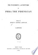 The Wonderful Adventures of Phra the Ph  nician  Retold by Edwin Lester Arnold     Book PDF