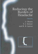Reducing The Burden Of Headache Book PDF