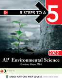 5 Steps to a 5  AP Environmental Science 2022