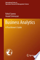 Business Analytics Book
