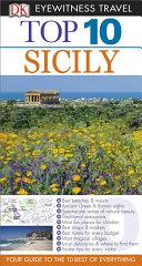 DK Eyewitness Top 10 Travel Guide  Sicily