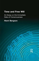 Pdf Time and Free Will Telecharger