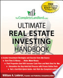 The CompleteLandlord com Ultimate Real Estate Investing Handbook Book