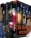 The Joe Burgess Mystery Series Boxed Set, Books 1 - 3
