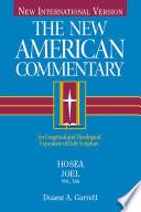Hosea  Joel