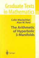 The Arithmetic of Hyperbolic 3-Manifolds