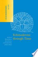 Echinoderms Through Time