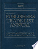 Publishers' Trade List Annual, 1999
