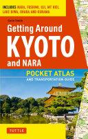 Getting Around Kyoto and Nara