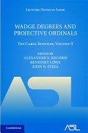 Wadge Degrees and Projective Ordinals