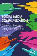Social Media Communication Pdf/ePub eBook