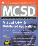 MCSD Visual C   Distributed Applications Study Guide  exam 70 015  Book