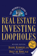 The Insider s Guide to Real Estate Investing Loopholes