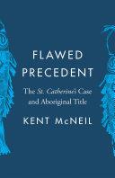 Flawed Precedent Pdf/ePub eBook