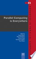 Parallel Computing is Everywhere