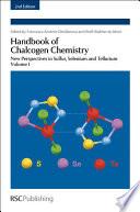 Handbook of Chalcogen Chemistry Book