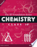 IIT Foundation Series - Chemistry Class X, 3/e