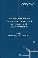 Business Information Technology Management