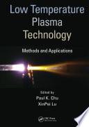 Low Temperature Plasma Technology