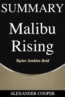 Summary of Malibu Rising