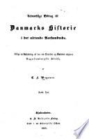 Actmaessige bidrag til Danmarks historie i det nittende aarhundrede Tillige en belysning af det ved droysen og samwer udgivne Augustenborgske skrift
