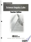 Glencoe Science science inquiry labs