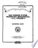 Gas Turbine System Technician  mechanical  1   C  Volume 2