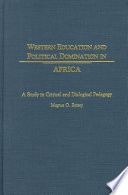 Western Education and Political Domination in Africa