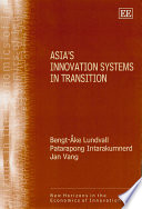 Asia s Innovation Systems in Transition