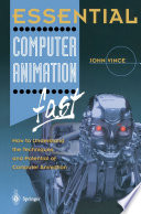 Essential Computer Animation fast Book