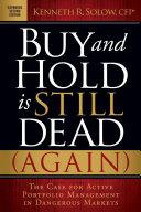 Buy and Hold is Still Dead (Again) Pdf/ePub eBook