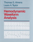 Hemodynamic Waveform Analysis Book