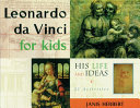 Pdf Leonardo da Vinci for Kids Telecharger