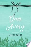 Dear Avery Book PDF