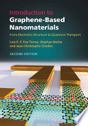 Introduction to Graphene Based Nanomaterials