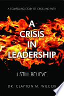 A Crisis in Leadership
