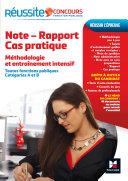 Pdf Réussite Concours Note-Rapport-Cas pratique Telecharger