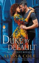 A Duke by Default Pdf/ePub eBook