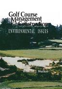 Pdf Golf Course Management & Construction