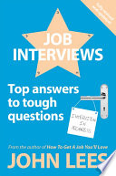 EBOOK  Job Interviews  Top Answers to Tough Questions