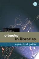E books in Libraries Book