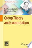 Group Theory and Computation