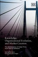 Knowledge  Organizational Evolution  and Market Creation