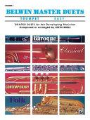 Belwin Master Duets Trumpet