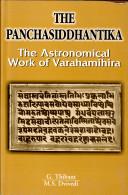 The Panchasiddhantika