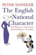 The English National Character