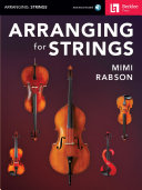 Pdf Arranging for Strings Telecharger